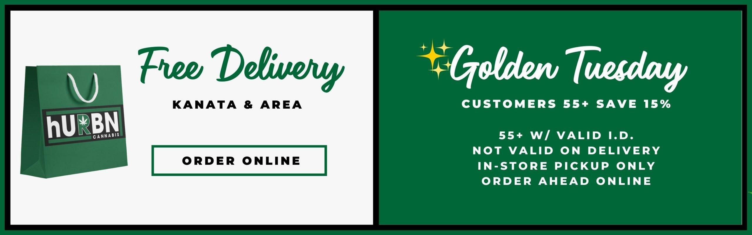 Free Delivery Kanata Cannabis